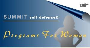 Seld Defense Programs Especially For Women
